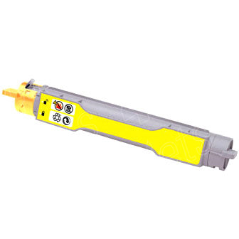 Generic Brand Dell 3107896 Yellow, Standard Yield Toner Cartridge