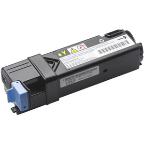 Compatible Dell 3109062 Yellow, Standard Yield Toner Cartridge