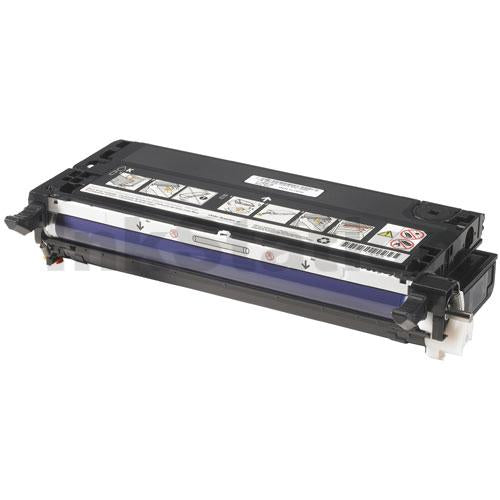 Compatible Dell 3130BK Black, High Yield Toner Cartridge