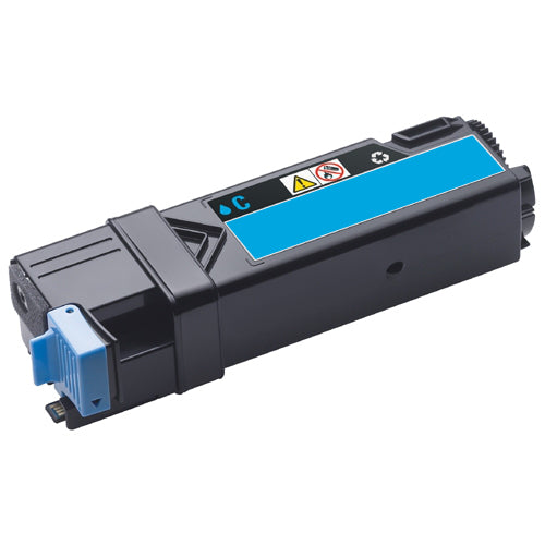 Generic Brand Dell 3310716 Cyan, Standard Yield Toner Cartridge
