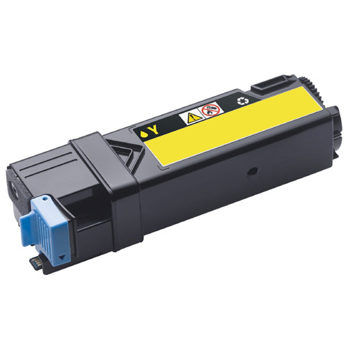 Generic Brand Dell 3310718 Yellow, Standard Yield Toner Cartridge