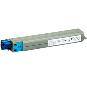Compatible Okidata 42918903 Cyan Toner Cartridge