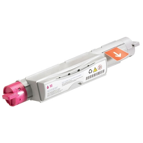 Compatible Dell 5110M Magenta, Standard Yield Toner Cartridge