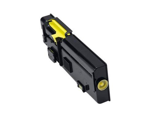 Generic Brand Dell 593BBBR Yellow, Standard Yield Toner Cartridge