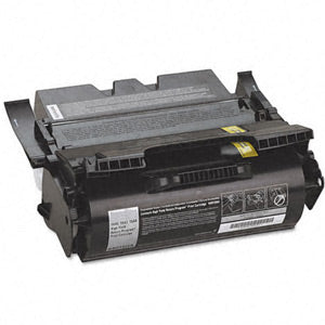Compatible/Remanufactured Lexmark 64015HA Toner Cartridge - Black
