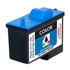 Compatible Dell 7Y745 Color Ink Cartridge