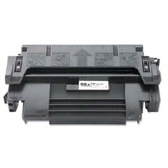 Remanufactured HP 98A (HP 92298A) Toner Cartridge - Black | Databazaar