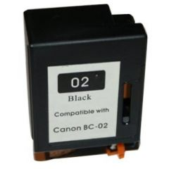 Compatible Canon BC02 Black Ink Cartridge