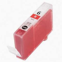 Compatible Canon BCI-6R Red Ink Tank