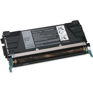 Compatible/Remanufactured Lexmark C5222KS Toner Cartridge - Black