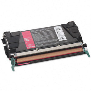 Compatible/Remanufactured Lexmark C5222MS Toner Cartridge - Magenta