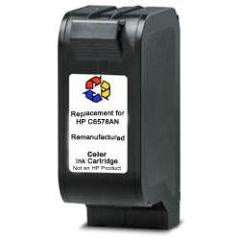 Generic Brand (HP 78XL) Remanufactured Tri-Color Ink Cartridge