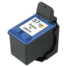 Generic Brand (HP 57) Remanufactured Color (Made In USA) Ink Cartridge