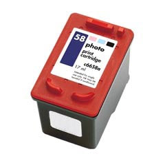 Remanufactured HP 58 (HP C6658AN) Ink Cartridge - Databazaar.com