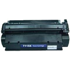 HP 15A (HP C7115A) Toner Remanufactured/Generic Black Toner Cartridge