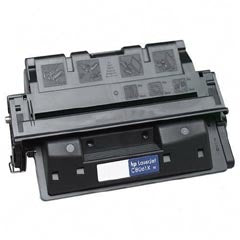 HP 61X (HP C8061X) Toner Remanufactured Black Toner Cartridge