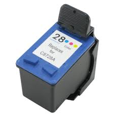 Generic Brand (HP 28) Remanufactured Color (Made In USA) Ink Cartridge