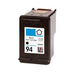 Remanufactured HP 94 (HP C8765WN) Ink Cartridge - Black | Databazaar