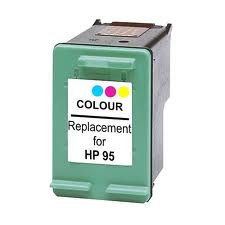 Generic Brand (HP 95) Remanufactured Color (Made In USA) Ink Cartridge