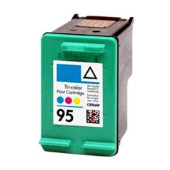 Generic Brand (HP 95) Remanufactured Color Ink Cartridge