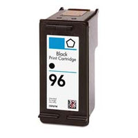 Remanufactured/Generic HP 96 (C8767WN) Ink Cartridge - Black