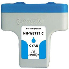 Remanufactured HP 2 (HP C8771WN) Ink Cartridge - Cyan | Databazaar.com