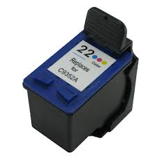 Generic Brand (HP 22) Remanufactured Color (Made In USA) Ink Cartridge