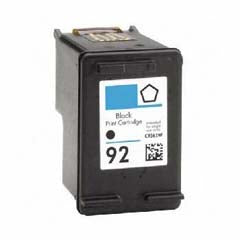 Remanufactured HP 92 (HP C9362WN) Ink Cartridge - Black | Databazaar