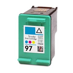 Generic Brand (HP 97) Remanufactured Color Ink Cartridge