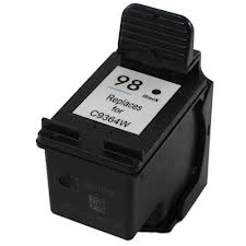 Generic Brand (HP 98) Remanufactured Black (Made In USA) Ink Cartridge