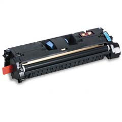 Remanufactured HP 121A Toner Cartridge - Cyan | Databazaar.com