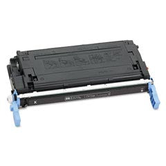 HP 641A (HP C9720A) Toner Remanufactured Black Toner Cartridge