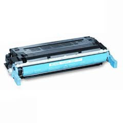 HP 641A (HP C9721A) Toner Remanufactured Cyan Toner Cartridge