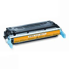 Generic Brand (HP 641A) Remanufactured Yellow (Made In USA) Toner Cartridge