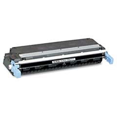 Generic Brand (HP 645A) Remanufactured Black Toner Cartridge