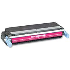 HP 645A (HP C9733A) Toner Remanufactured Magenta Toner Cartridge