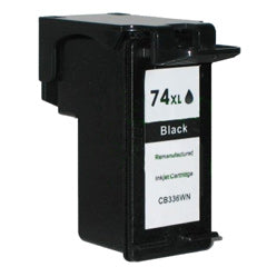 Generic Brand (HP 74XL) Remanufactured Black Ink Cartridge