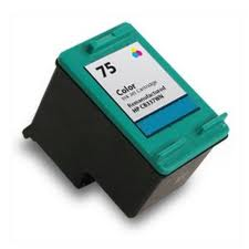 Generic Brand (HP 75) Remanufactured Color (Made In USA) Ink Cartridge