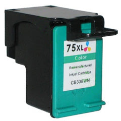 Generic Brand (HP 75XL) Remanufactured Color Ink Cartridge