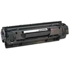 HP 35A (HP CB435A) Toner Remanufactured/Generic Black Toner Cartridge