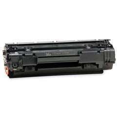 Generic Brand (HP 36A) Remanufactured Black (Made In USA) Toner Cartridge