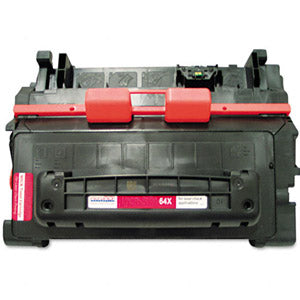 Generic Brand (HP 64X) Remanufactured Black, High Capacity Toner Cartridge