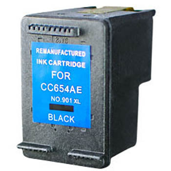 Remanufactured HP 901XL Ink Cartridge - Black | Databazaar.com