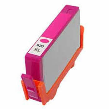Generic Brand (HP 920XL) Remanufactured Magenta, High Yield Ink Cartridge, Generic CD973AN