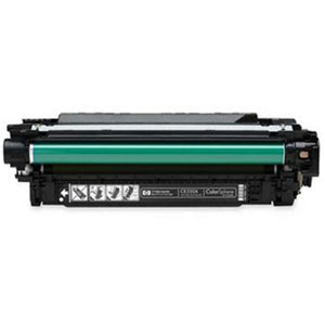 HP 504X (HP CE250X) Toner Remanufactured Black Toner Cartridge