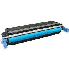 Generic Brand (HP 507A) Remanufactured Cyan Toner Cartridge