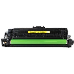 Generic Brand (HP 507A) Remanufactured Yellow Toner Cartridge