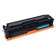 HP 305A Toner Remanufactured Cyan, Standard Yield Toner Cartridge