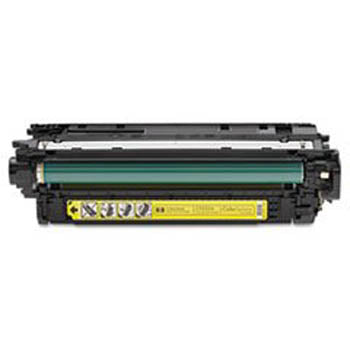 Generic Brand HP CF032A Remanufactured Yellow, High Yield Toner Cartridge