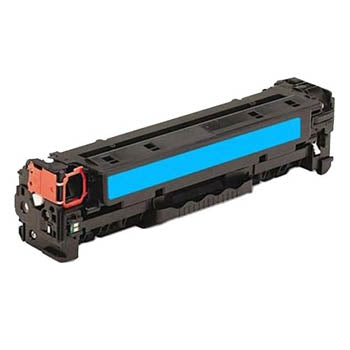 Generic Brand HP CF381A Remanufactured Cyan, Standard Yield Toner Cartridge